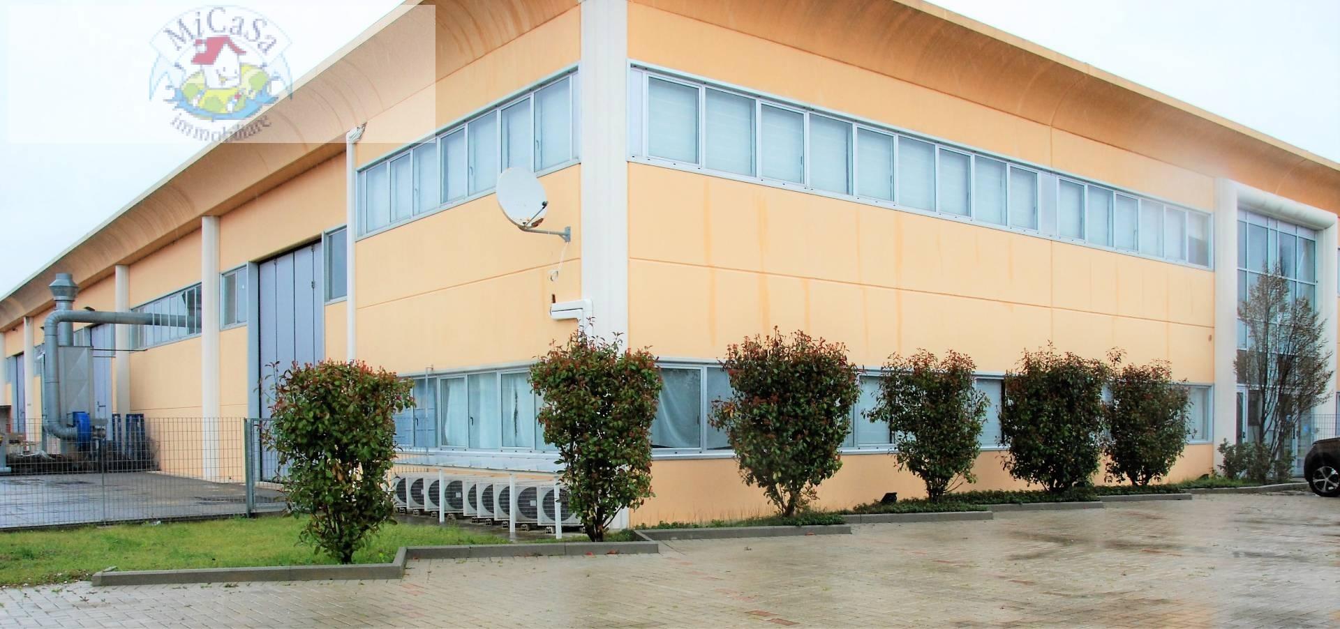 Capannone in affitto a Buti, 9999 locali, prezzo € 1.350 | CambioCasa.it