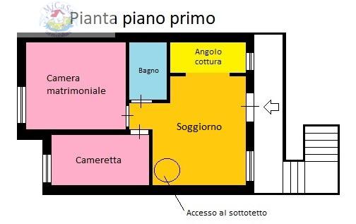 Appartamento in vendita a Pisa, 3 locali, zona Località: 1TIRRENIA, prezzo € 260.000 | CambioCasa.it