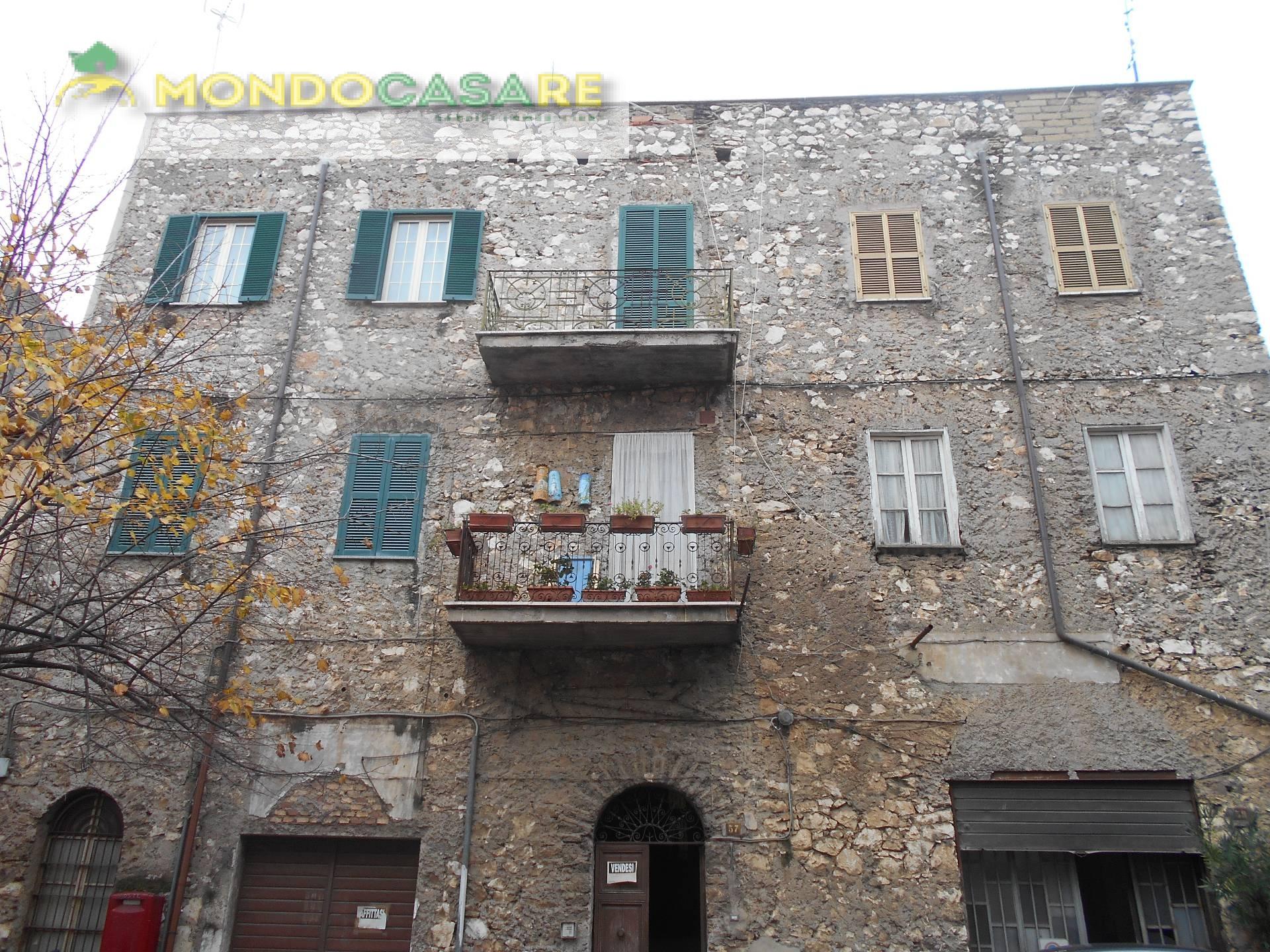 Appartamento in vendita a Marcellina, 3 locali, prezzo € 38.000 | CambioCasa.it
