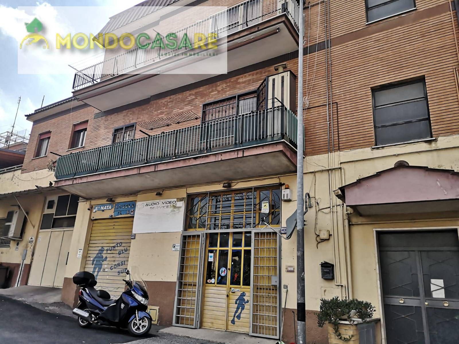 Appartamento in vendita a Palombara Sabina, 4 locali, prezzo € 119.000 | CambioCasa.it