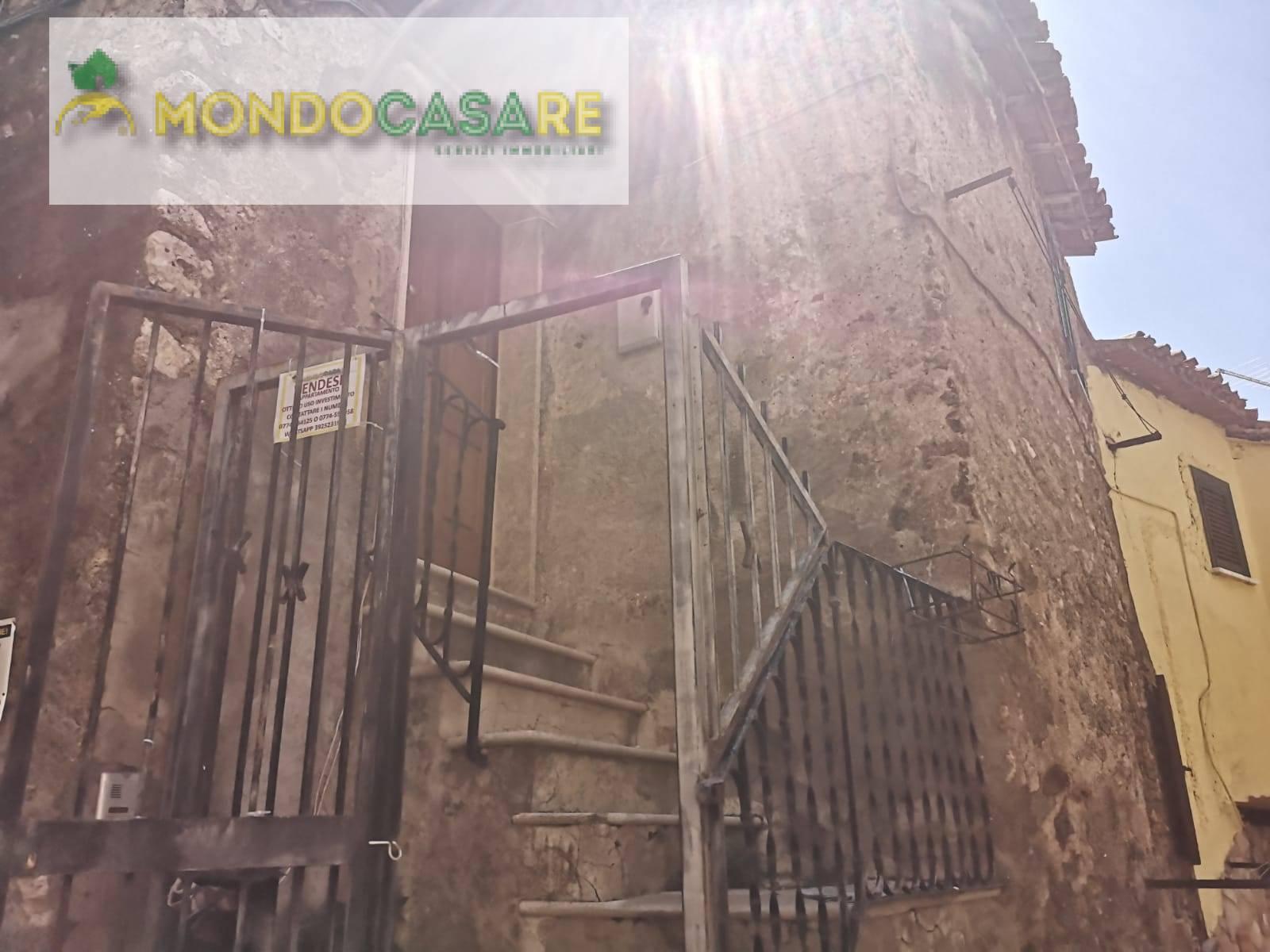Appartamento in vendita a Palombara Sabina, 3 locali, zona Località: ZonaAPalombaraSabina, prezzo € 23.000 | CambioCasa.it