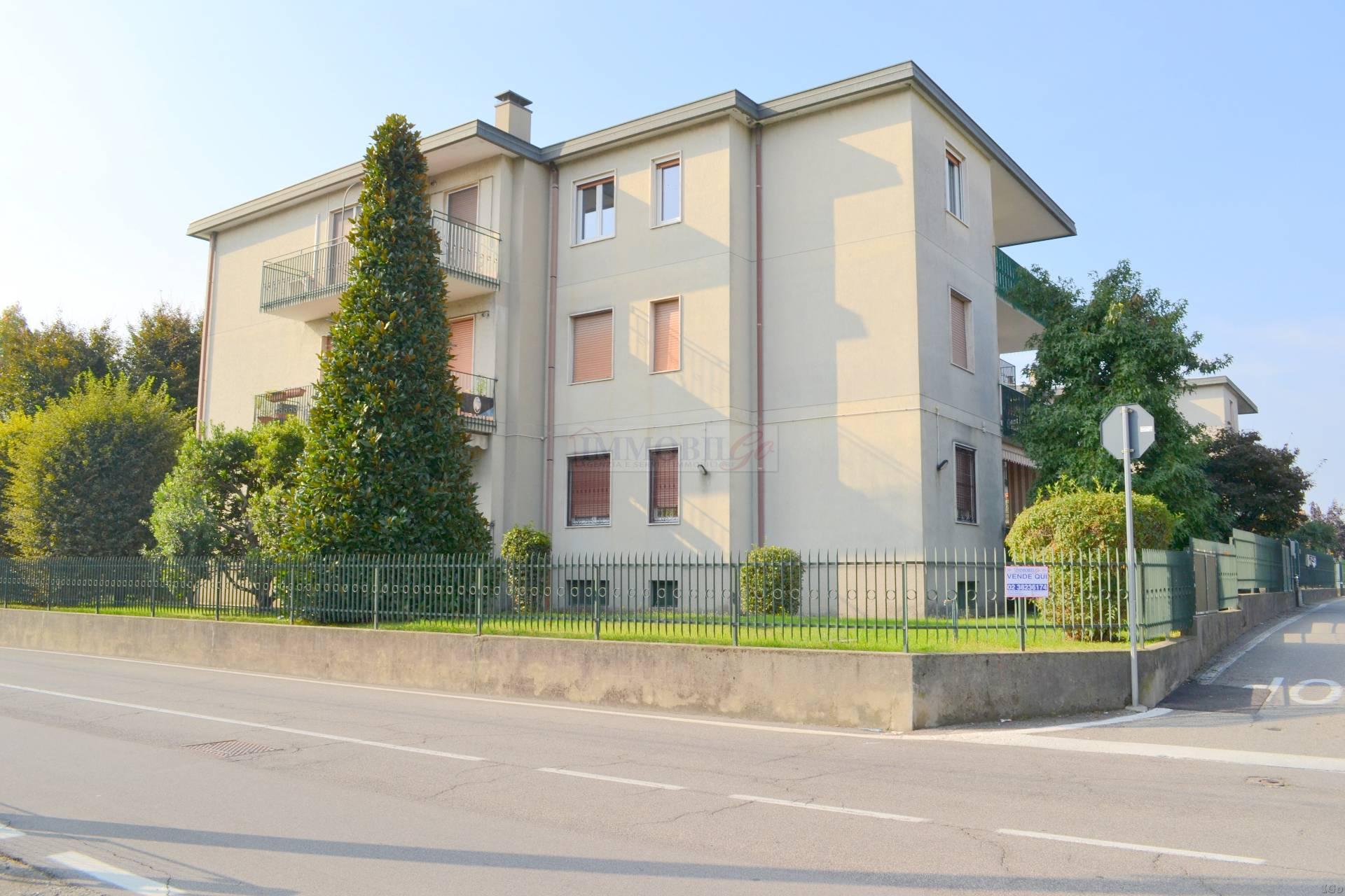 Appartamento in vendita a Brembate, 3 locali, prezzo € 75.000 | CambioCasa.it