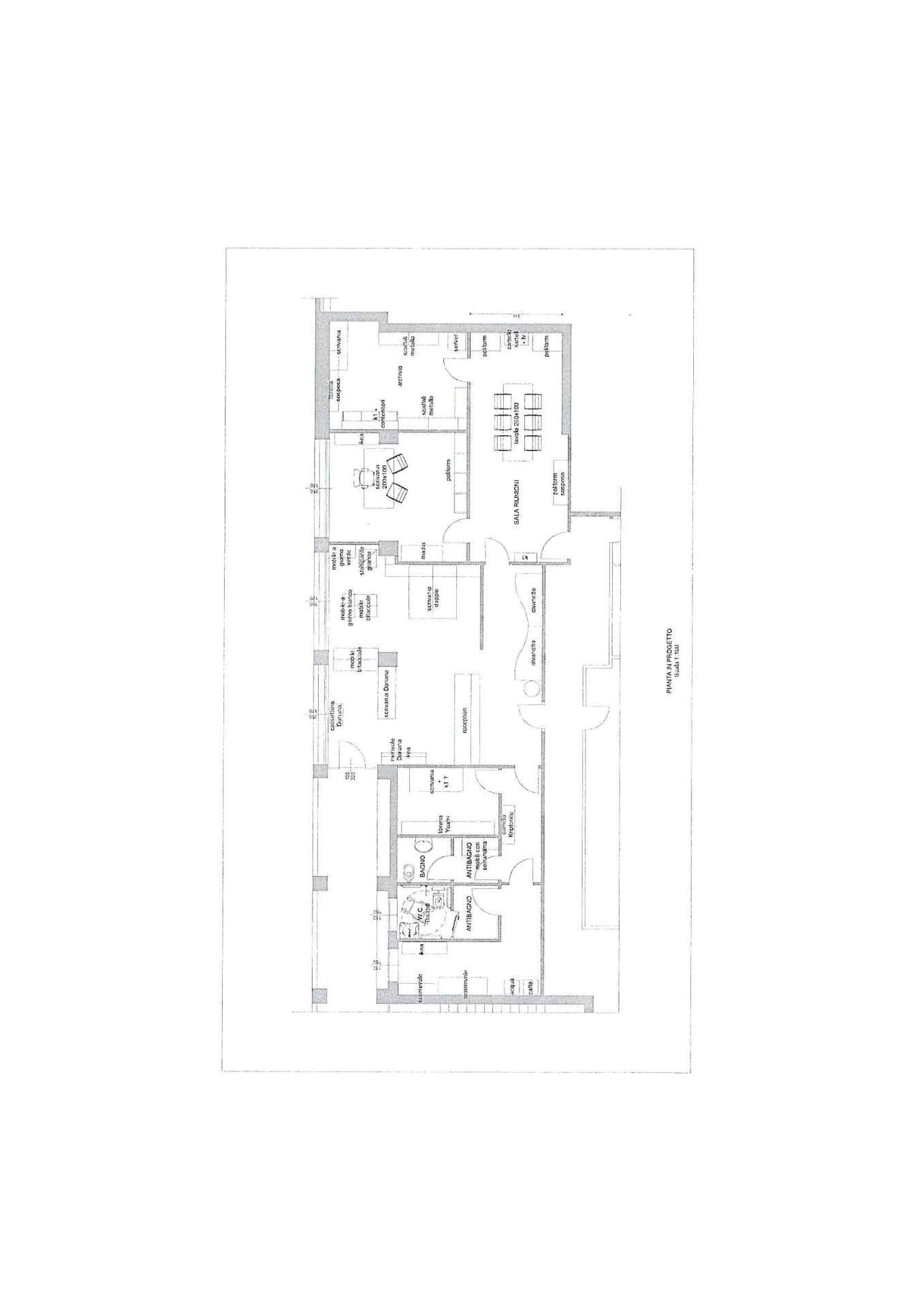 Ufficio / Studio in affitto a Trezzo sull'Adda, 9999 locali, prezzo € 1.400 | PortaleAgenzieImmobiliari.it