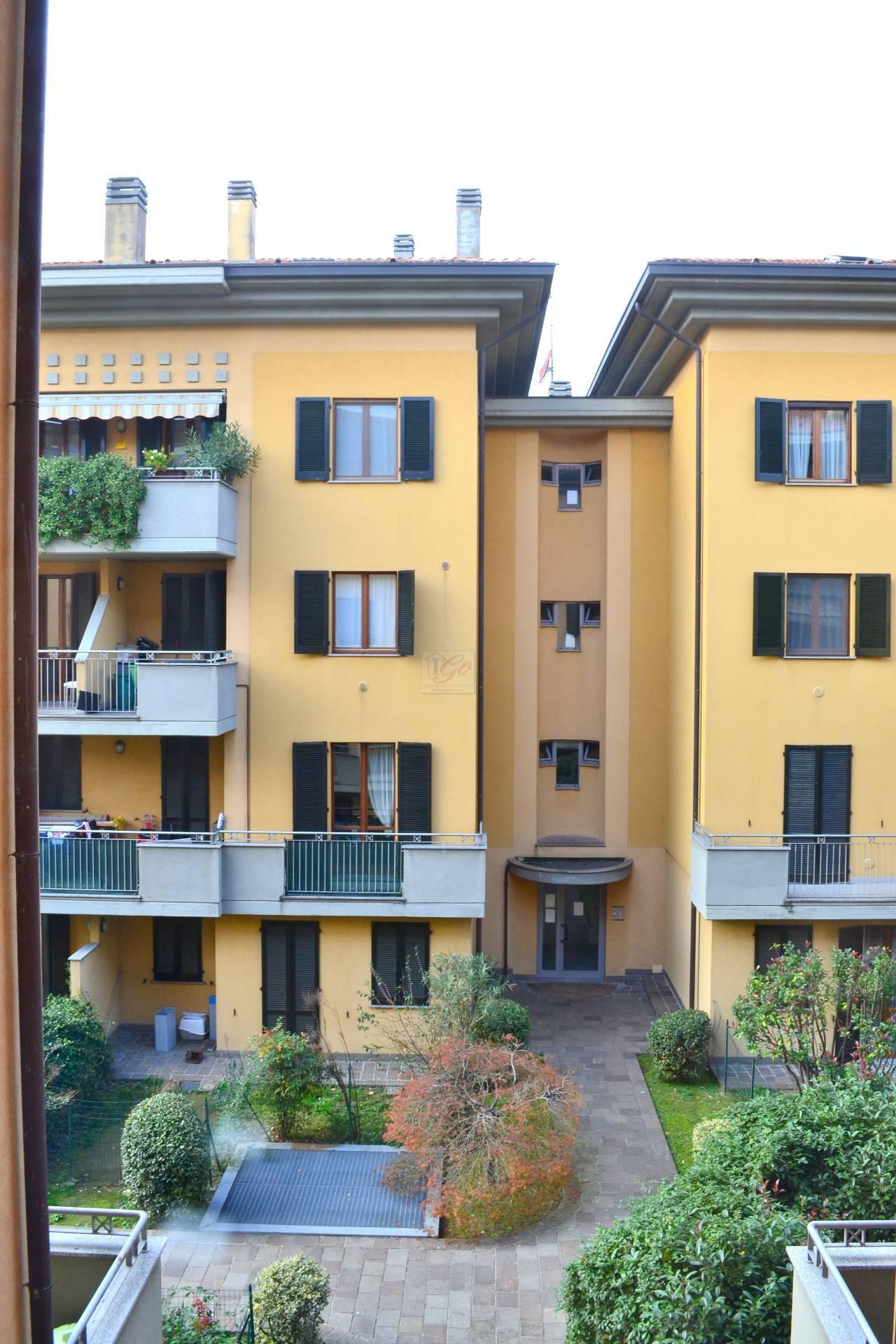 Vendita Trilocale Appartamento Trezzo sull'Adda 245364