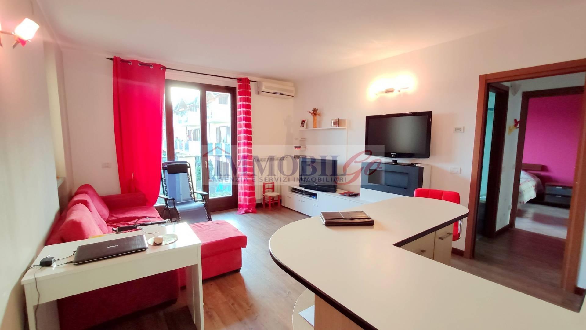 Appartamento in vendita a Busnago, 2 locali, prezzo € 105.000   CambioCasa.it