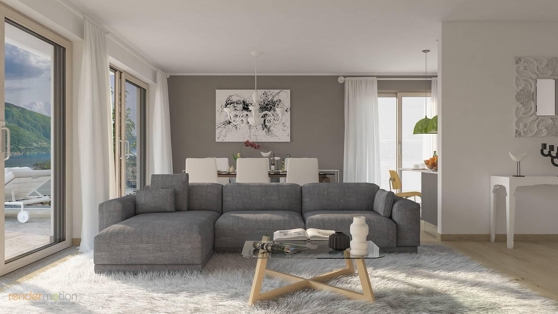 Appartamento in vendita a Cassano d'Adda, 2 locali, prezzo € 155.000 | PortaleAgenzieImmobiliari.it