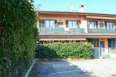 Porzione villa in Vendita a Capriate San Gervasio
