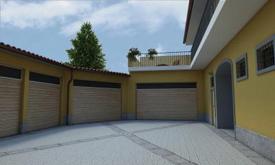 Garage in Vendita a Capriate San Gervasio