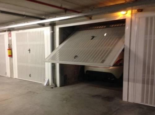 Garage in Vendita a Cornate d'Adda