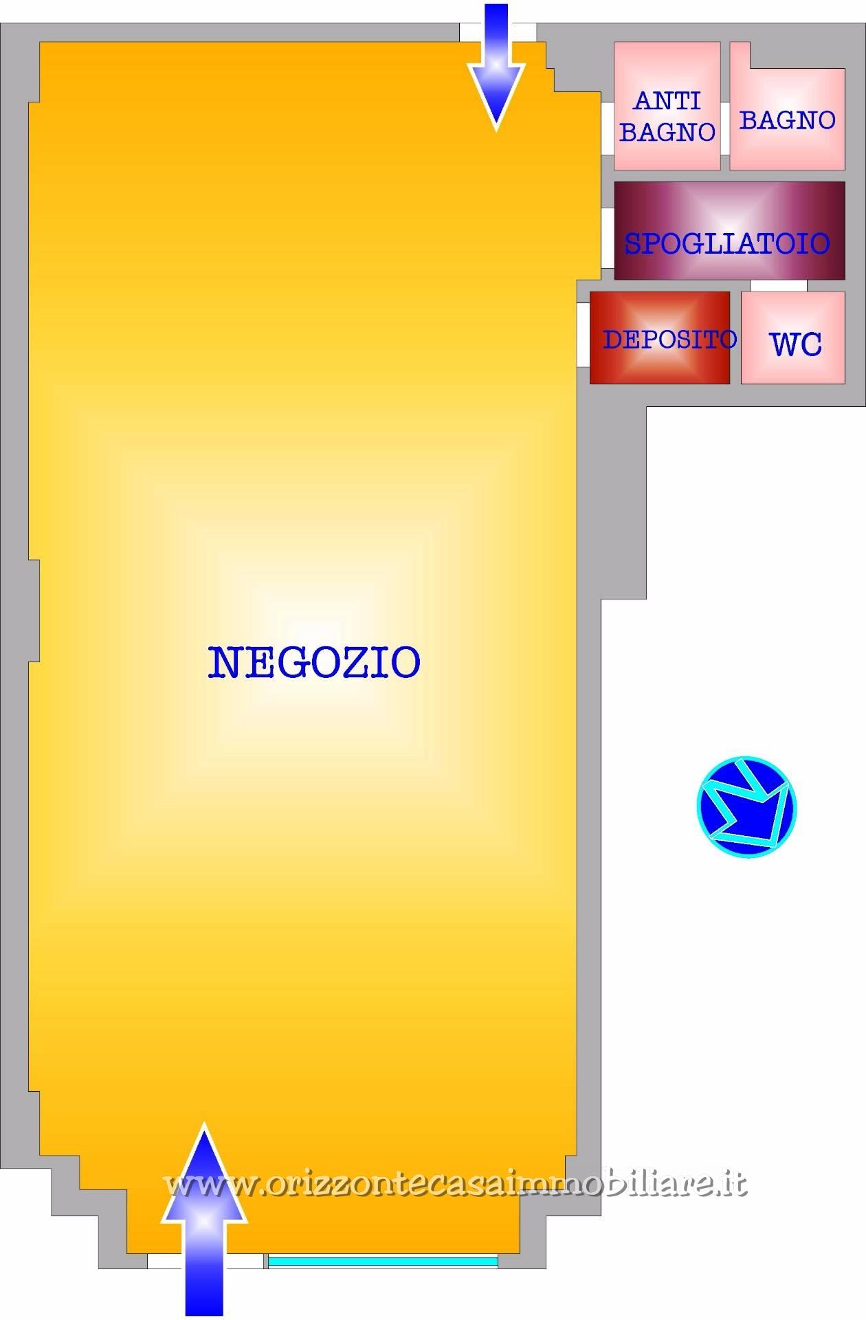 Negozio / Locale in vendita a Folignano, 9999 locali, zona Località: VillaPigna, prezzo € 90.000 | CambioCasa.it