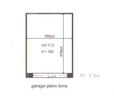 Garage in Affitto a San Benedetto del Tronto