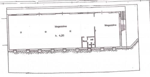 Capannone Industriale/Artigianale in Vendita a Colonnella