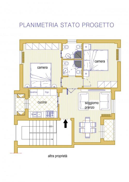 Appartamento in Vendita a Grottammare Cod. 8603