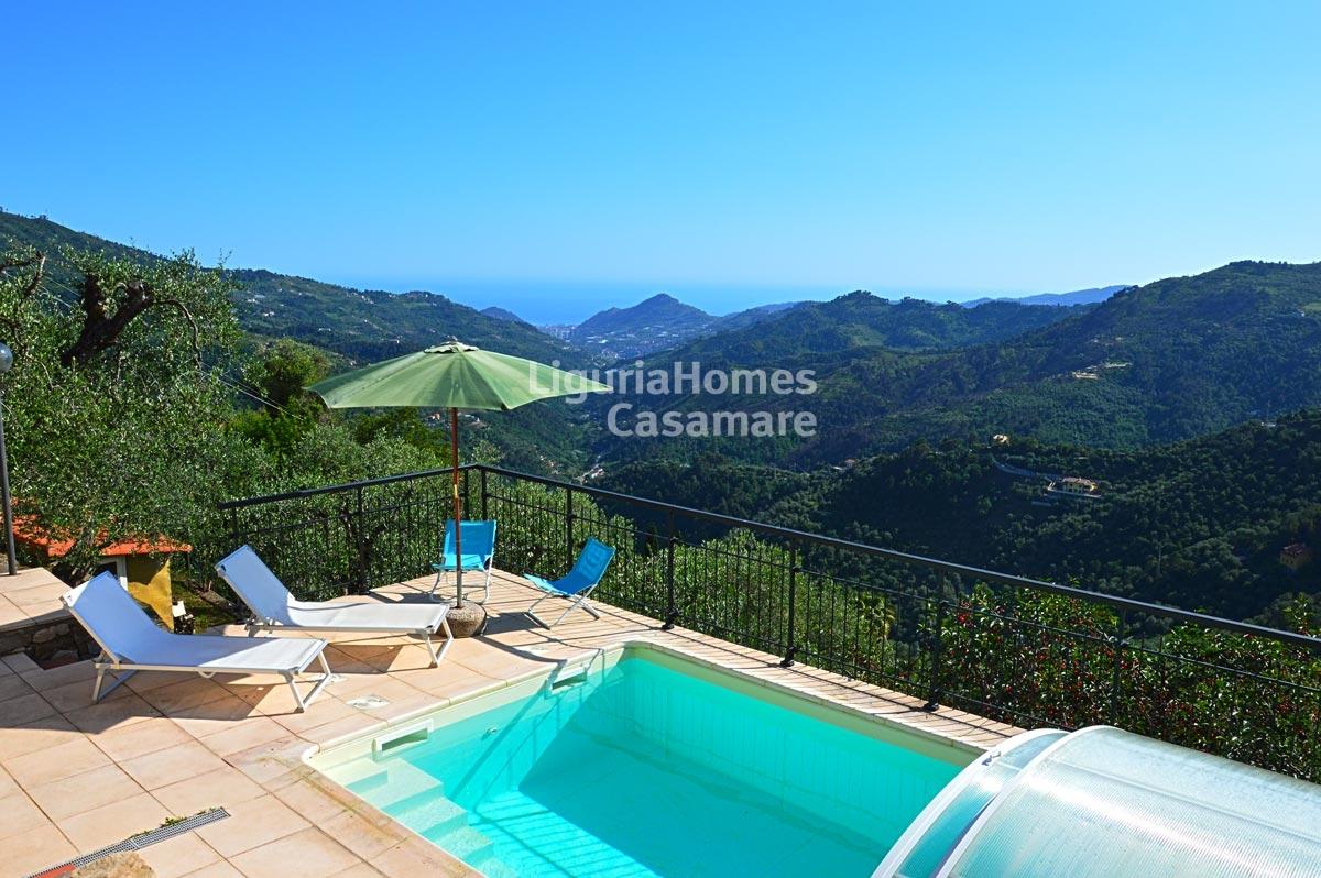 Villa in vendita a Perinaldo, 15 locali, prezzo € 590.000 | CambioCasa.it