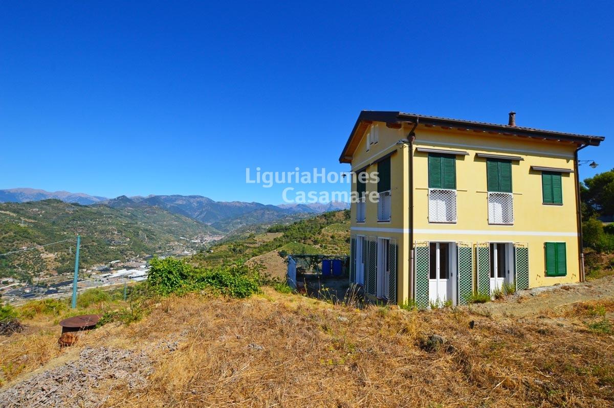 Villa in vendita a San Biagio della Cima, 5 locali, prezzo € 170.000 | CambioCasa.it