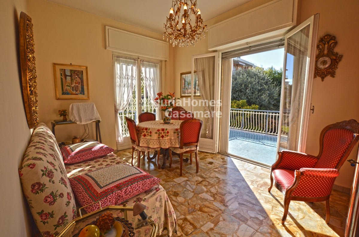 Appartamento in vendita a Bordighera, 3 locali, prezzo € 260.000   CambioCasa.it