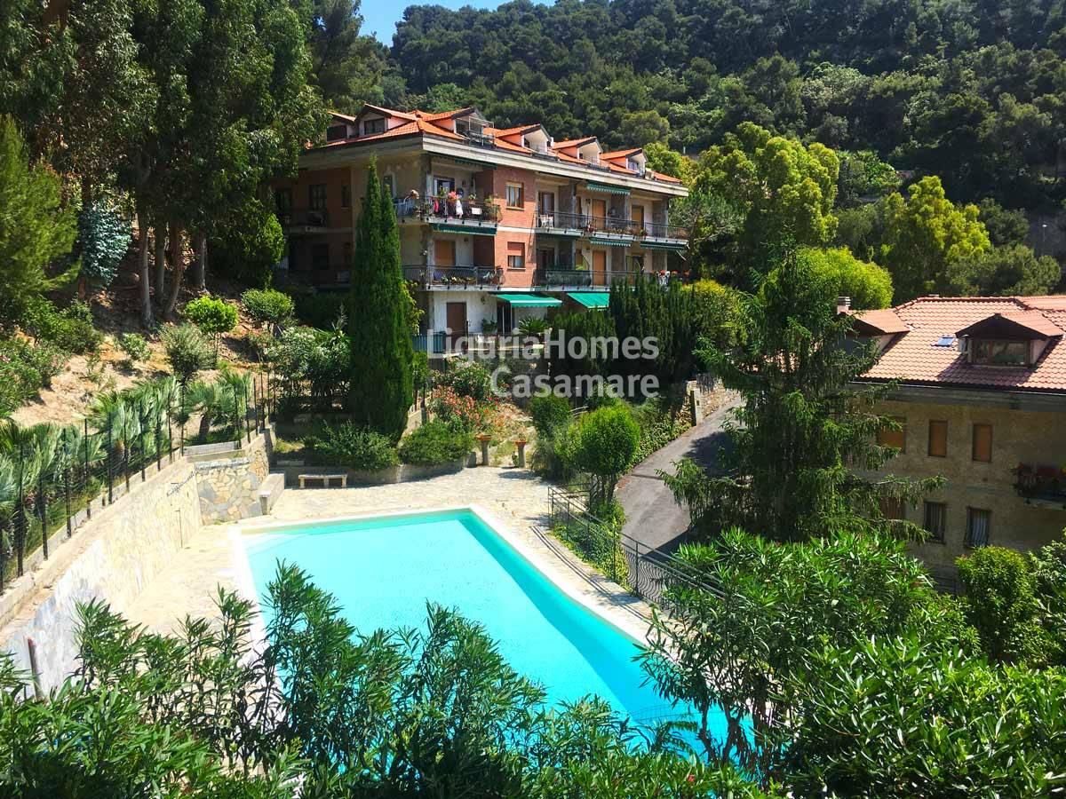 Appartamento in vendita a Vallecrosia, 3 locali, prezzo € 195.000 | CambioCasa.it