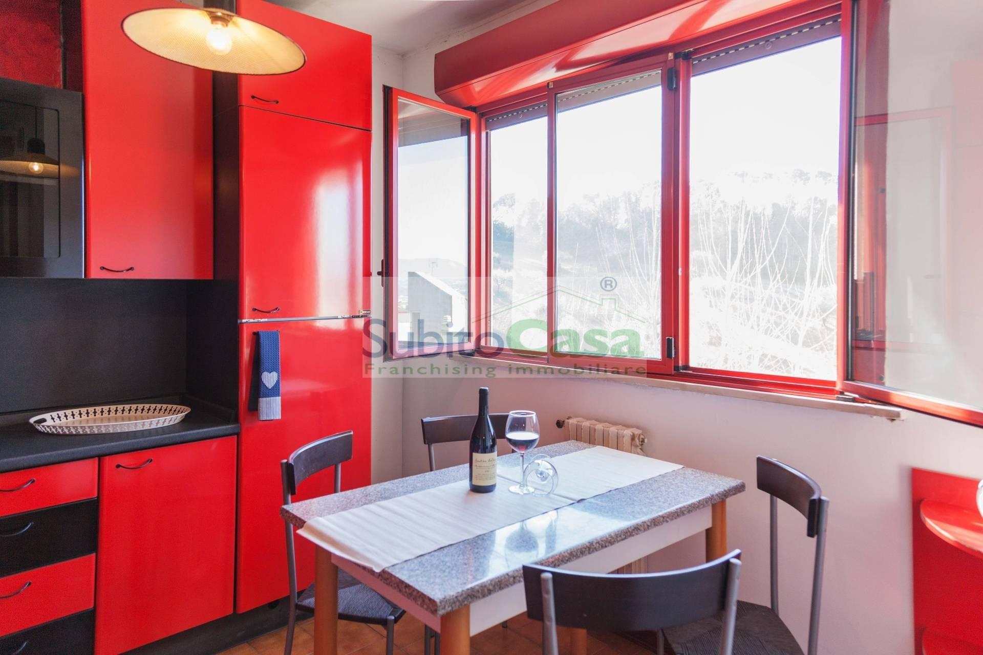 vendita appartamento chieti chieti scalo zona univers  99000 euro  7 locali  100 mq
