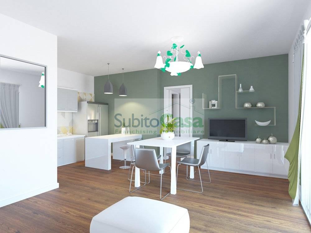 Appartamento in vendita a Chieti, 3 locali, zona Località: ChietiScaloCentro, prezzo € 120.000 | PortaleAgenzieImmobiliari.it