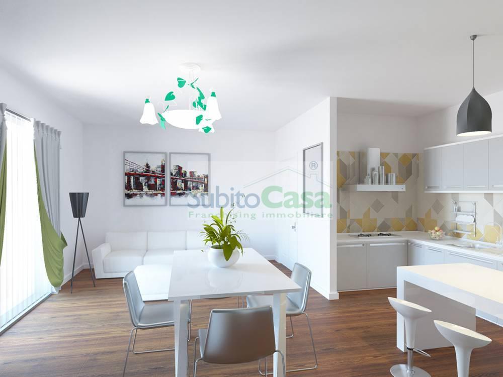 Appartamento in vendita a San Giovanni Teatino, 7 locali, zona Località: SambucetoCentro, prezzo € 198.000   PortaleAgenzieImmobiliari.it