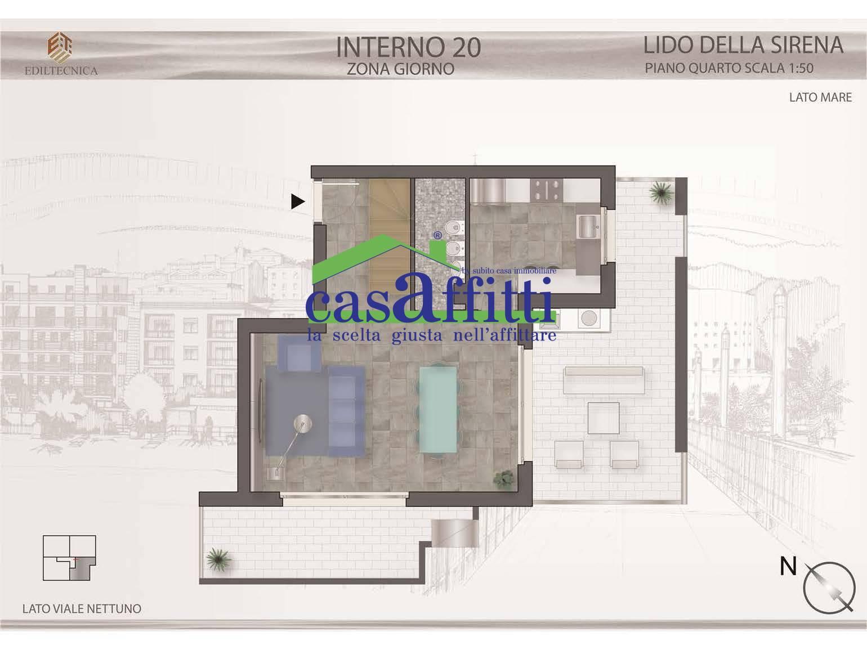 Attico / Mansarda in vendita a Francavilla al Mare, 5 locali, zona Località: FrancavillaalMareCentro, prezzo € 450.000 | PortaleAgenzieImmobiliari.it