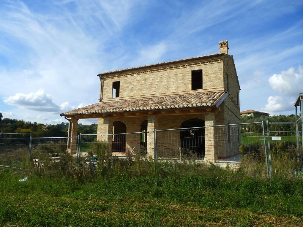 Casa a Mogliano (Macerata)