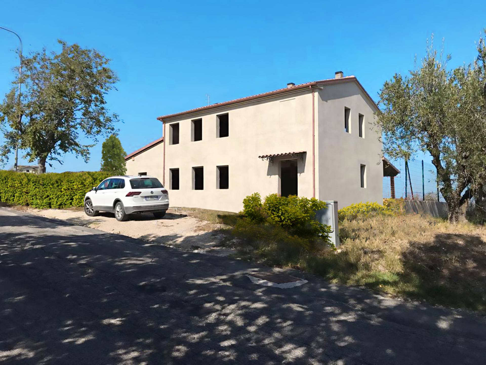 Casale a San Costanzo (Pesaro e Urbino)