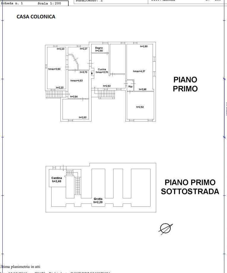 Villa a Jesi (Ancona)