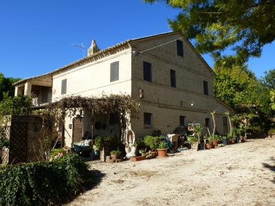 Casa Semindipendente Montecosaro (Macerata)