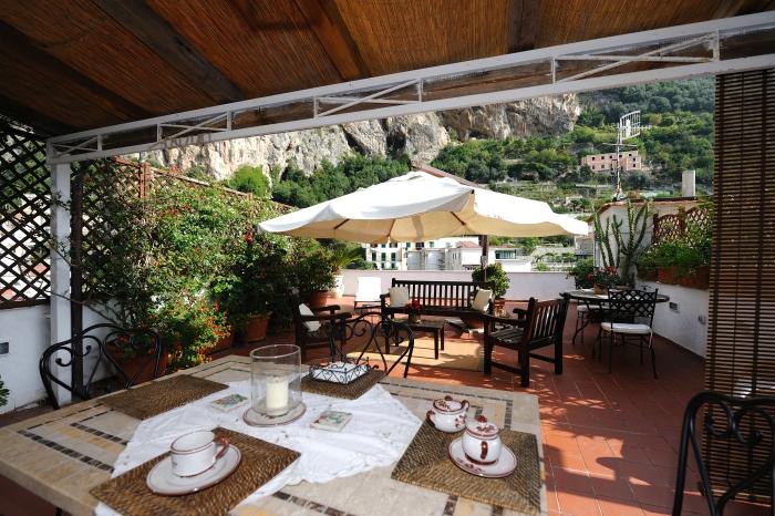 Attico / Mansarda in vendita a Amalfi, 4 locali, Trattative riservate   PortaleAgenzieImmobiliari.it