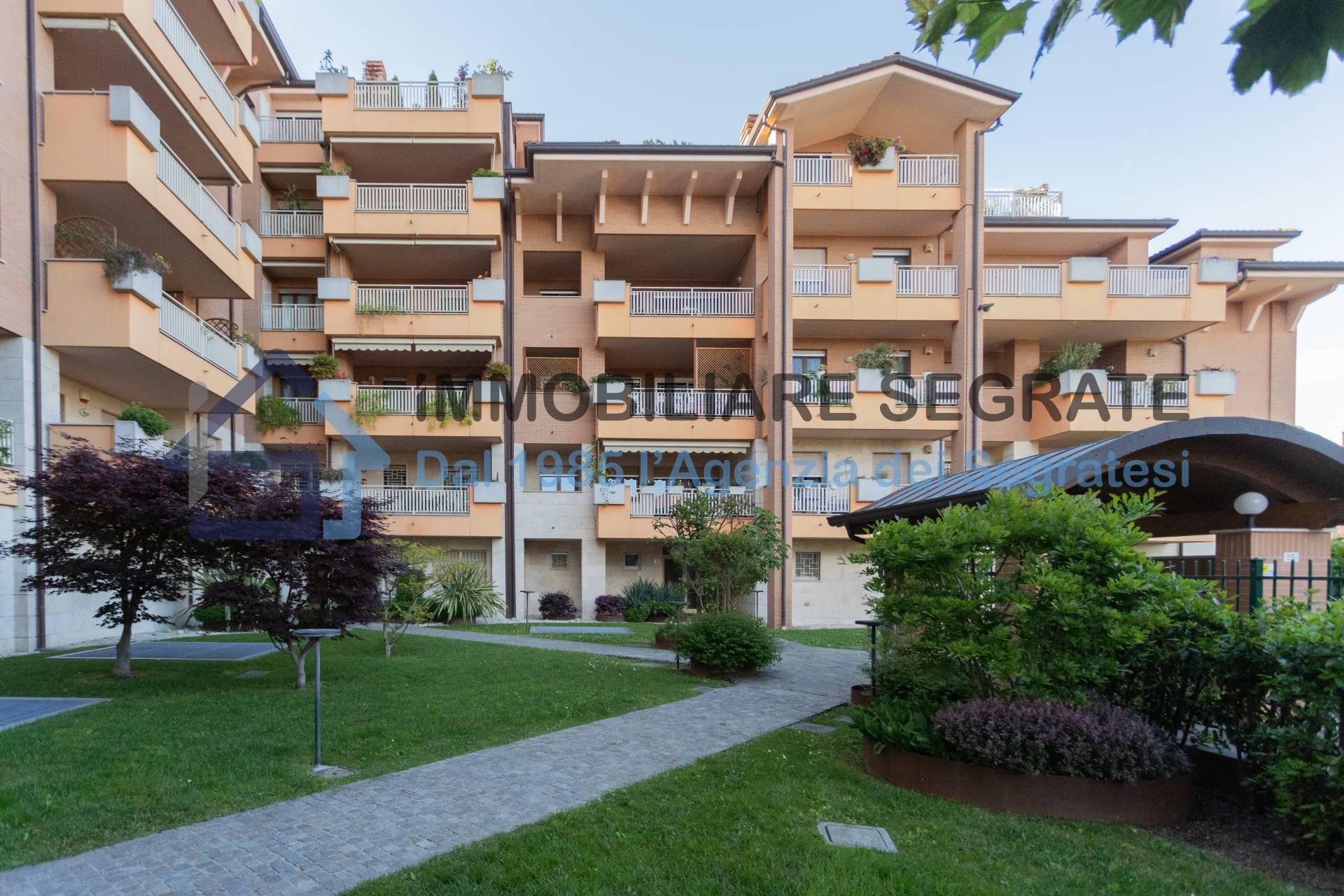 Appartamento in vendita a Segrate, 5 locali, zona Località: Centro, prezzo € 520.000 | PortaleAgenzieImmobiliari.it