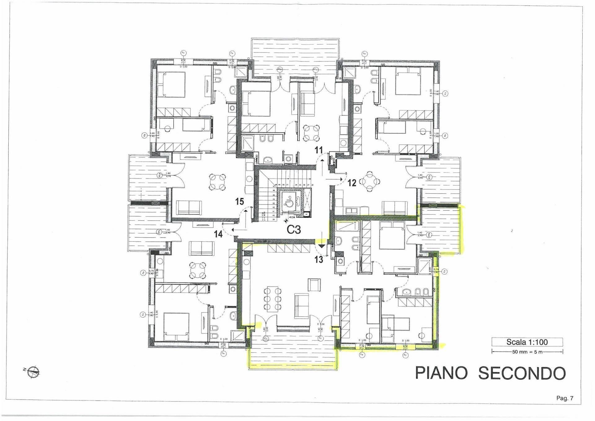 Appartamento in vendita a Silea, 7 locali, prezzo € 252.000 | PortaleAgenzieImmobiliari.it