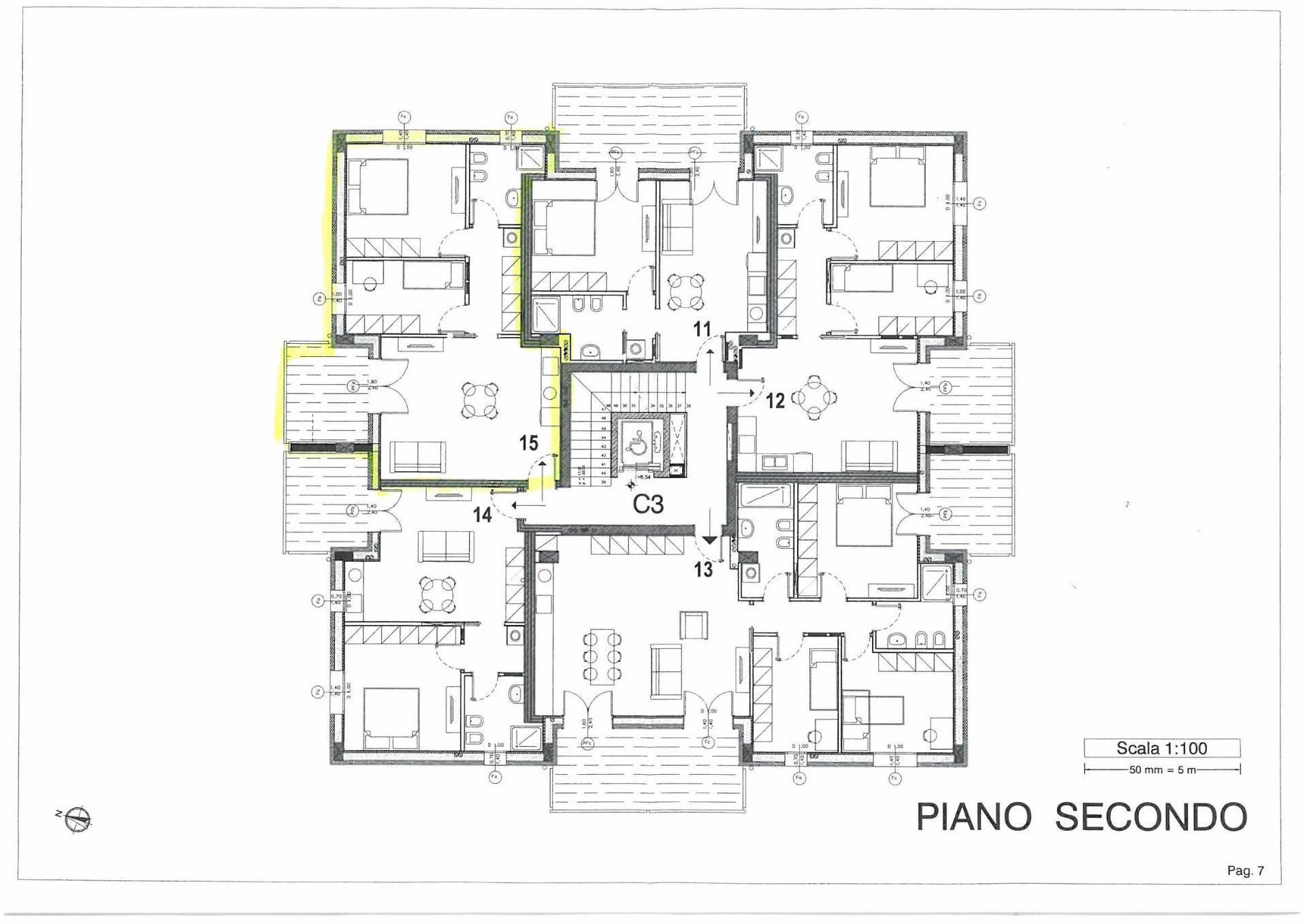 Appartamento in vendita a Silea, 5 locali, prezzo € 163.000 | PortaleAgenzieImmobiliari.it