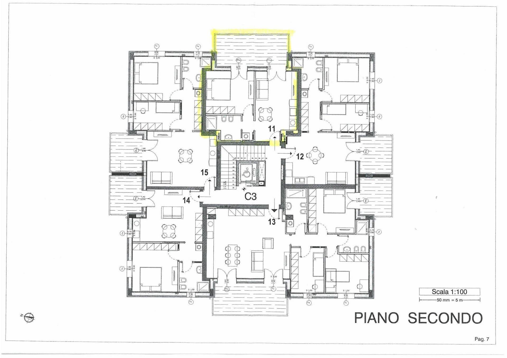 Appartamento in vendita a Silea, 3 locali, prezzo € 116.000 | PortaleAgenzieImmobiliari.it