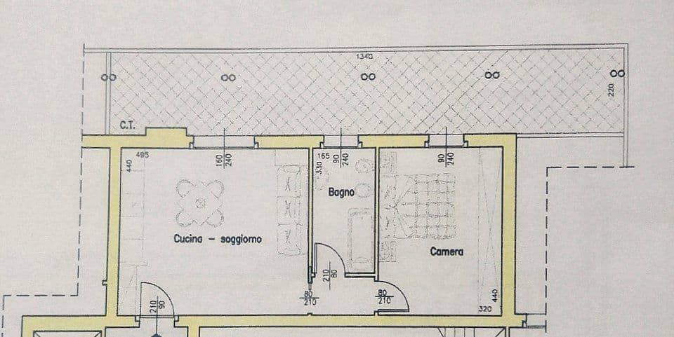 Appartamento in vendita a Quinto di Treviso, 4 locali, prezzo € 140.000   PortaleAgenzieImmobiliari.it