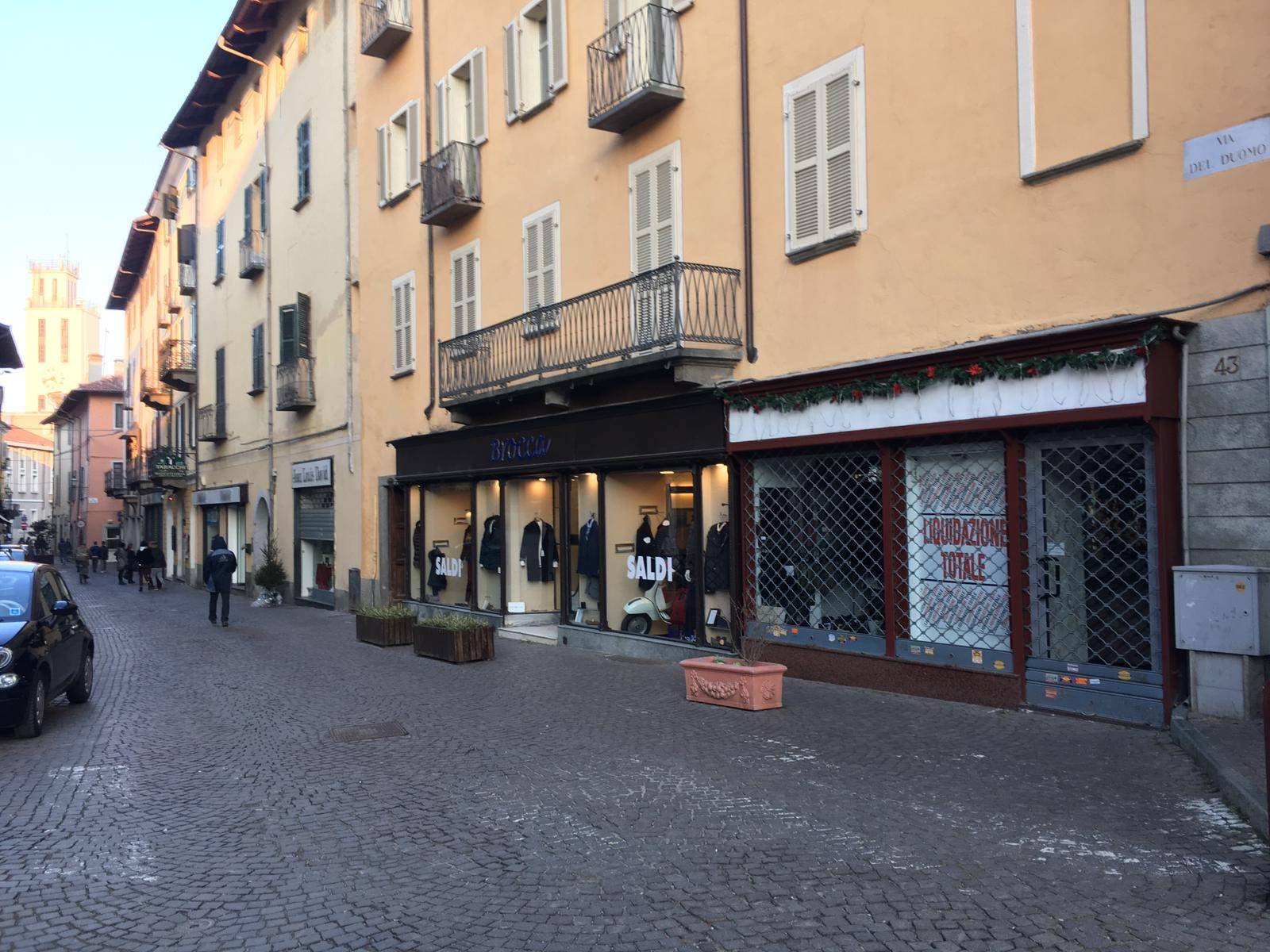 FONDO COMMERCIALE in Affitto a Pinerolo (TORINO)