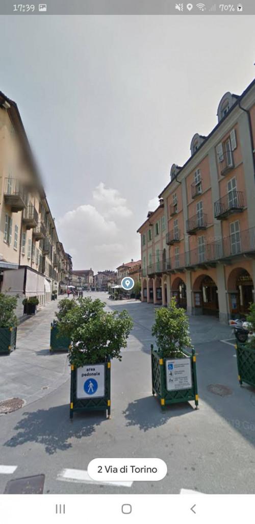 Locale commerciale in Affitto a Saluzzo