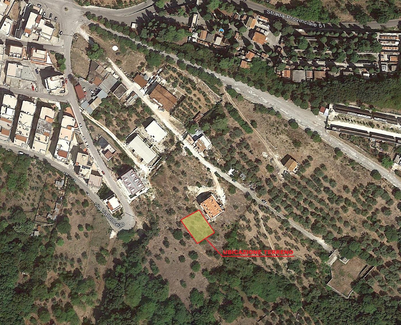 Terreno Edificabile Comm.le/Ind.le in vendita a Ischitella, 9999 locali, zona Località: Valloncello, prezzo € 57.000 | CambioCasa.it