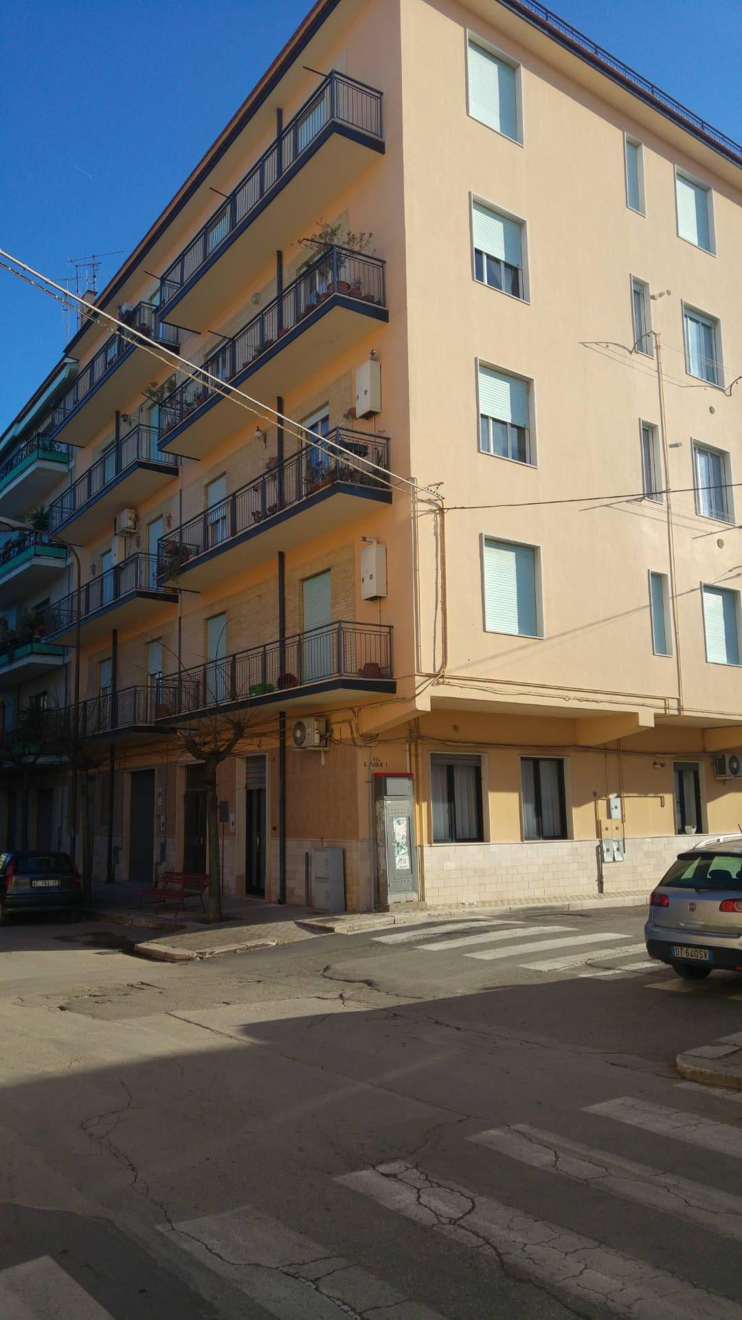 Appartamento in vendita a San Nicandro Garganico, 3 locali, prezzo € 44.000   CambioCasa.it