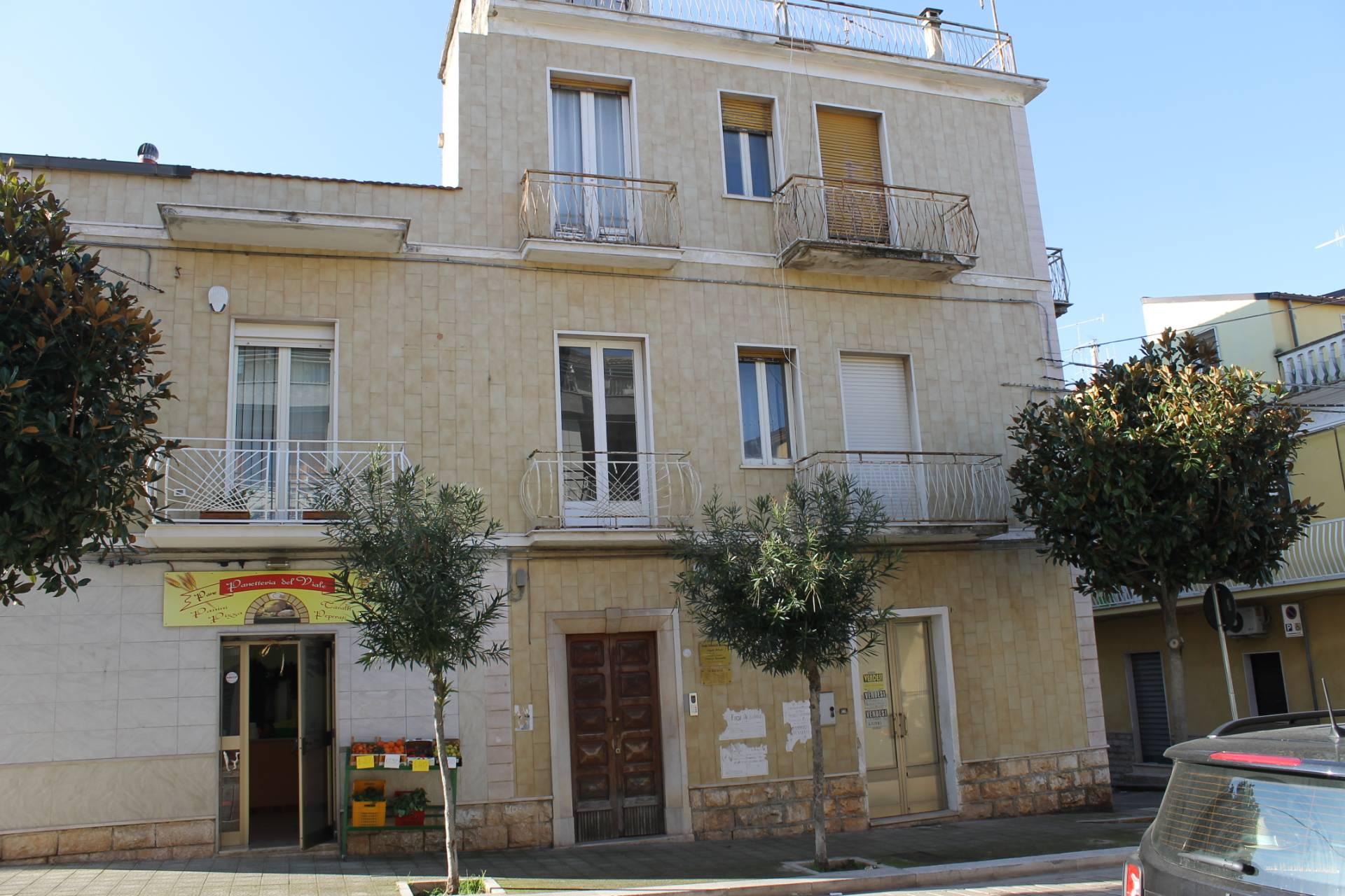 Appartamento in vendita a San Nicandro Garganico, 3 locali, zona Località: STAZIONE, prezzo € 53.000   CambioCasa.it
