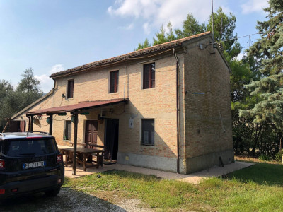 Casa colonica in Vendita a Terre Roveresche