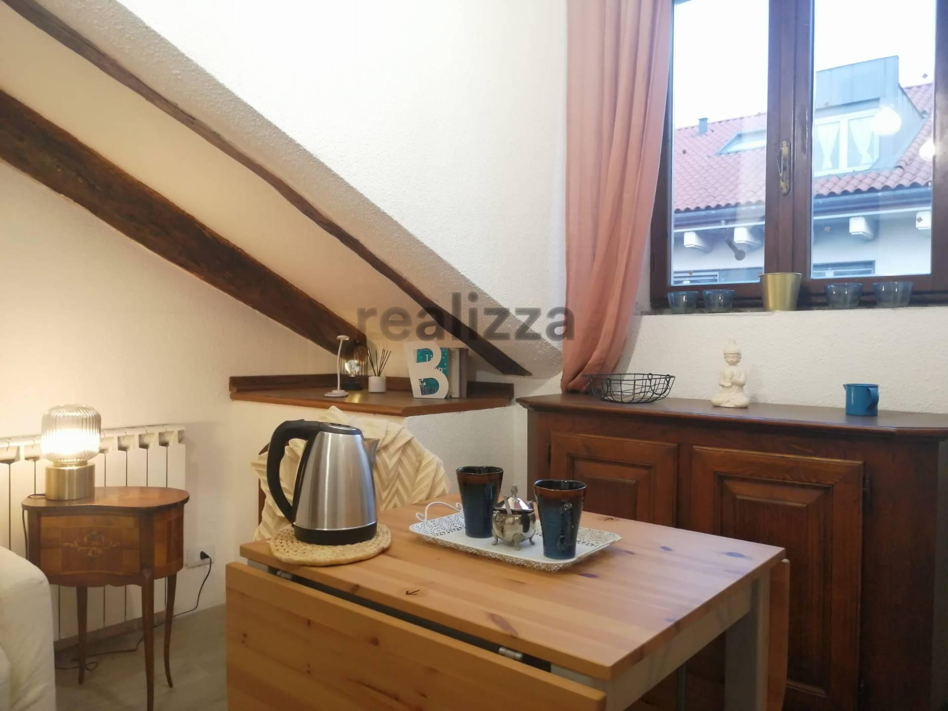 Attico in affitto a Vanchiglia, Torino (TO)