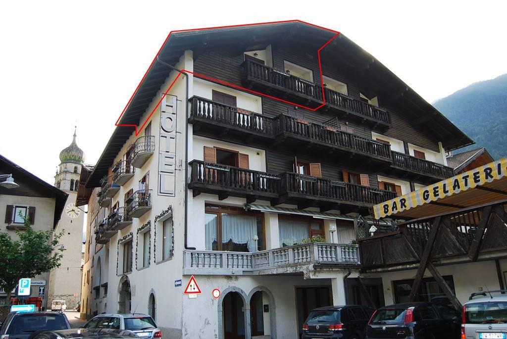 Attico / Mansarda in vendita a Spiazzo, 3 locali, prezzo € 115.000 | CambioCasa.it