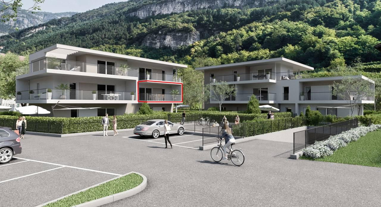 Appartamento in vendita a Besenello, 4 locali, prezzo € 310.000 | CambioCasa.it