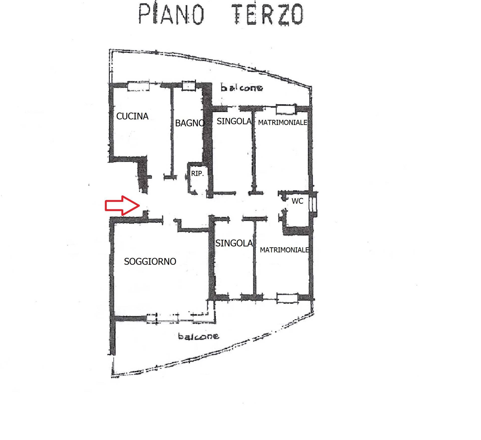 Appartamento in affitto a Bolzano, 6 locali, zona Località: piani, prezzo € 1.600 | PortaleAgenzieImmobiliari.it