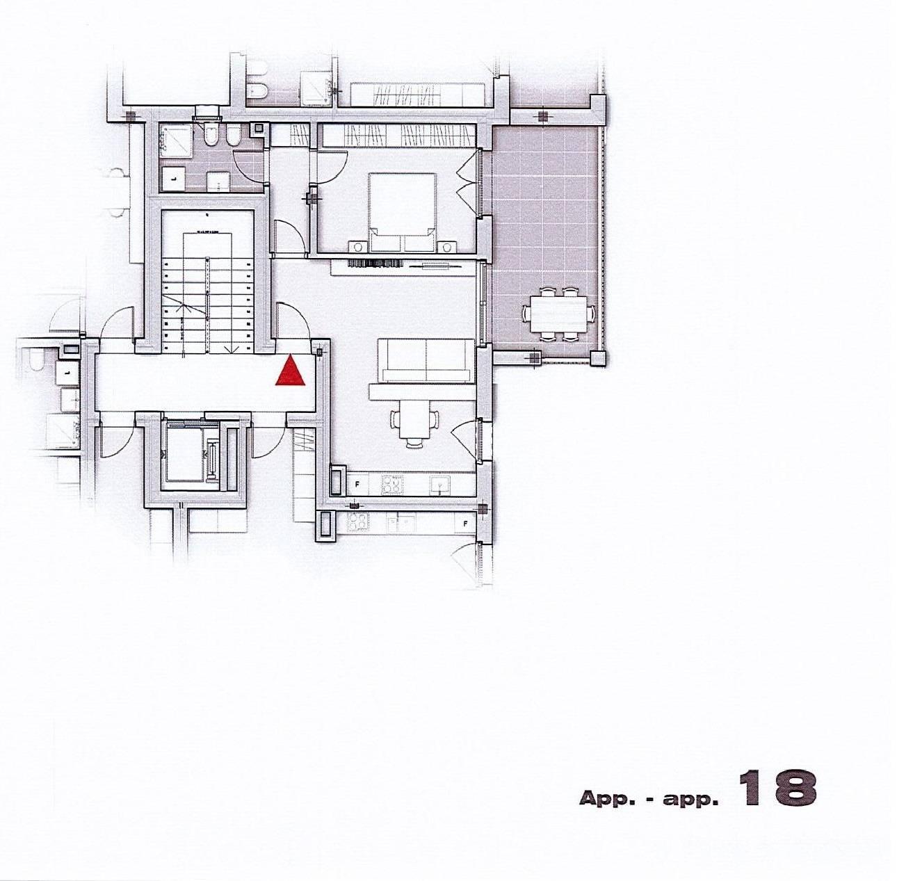 Appartamento in vendita a Appiano sulla Strada del Vino, 2 locali, zona Zona: Cornaiano, Trattative riservate | CambioCasa.it