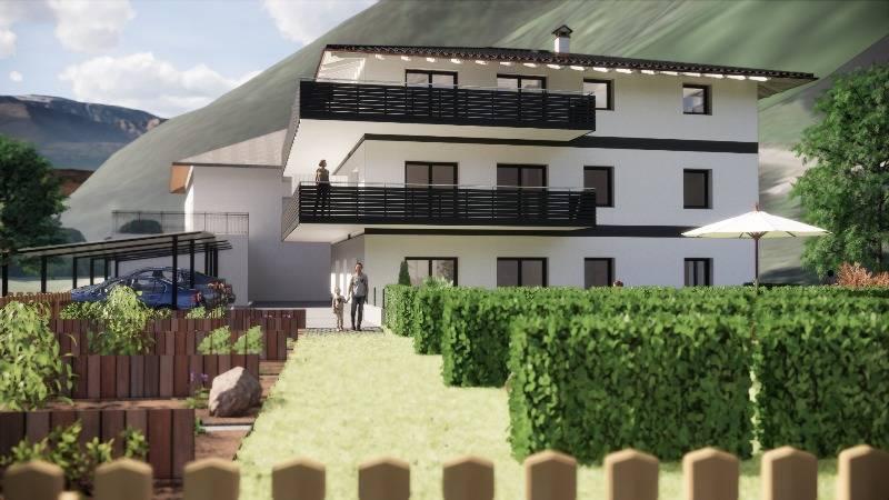 Appartamento in vendita a Trodena, 3 locali, zona Località: SanLugano, prezzo € 220.556 | CambioCasa.it