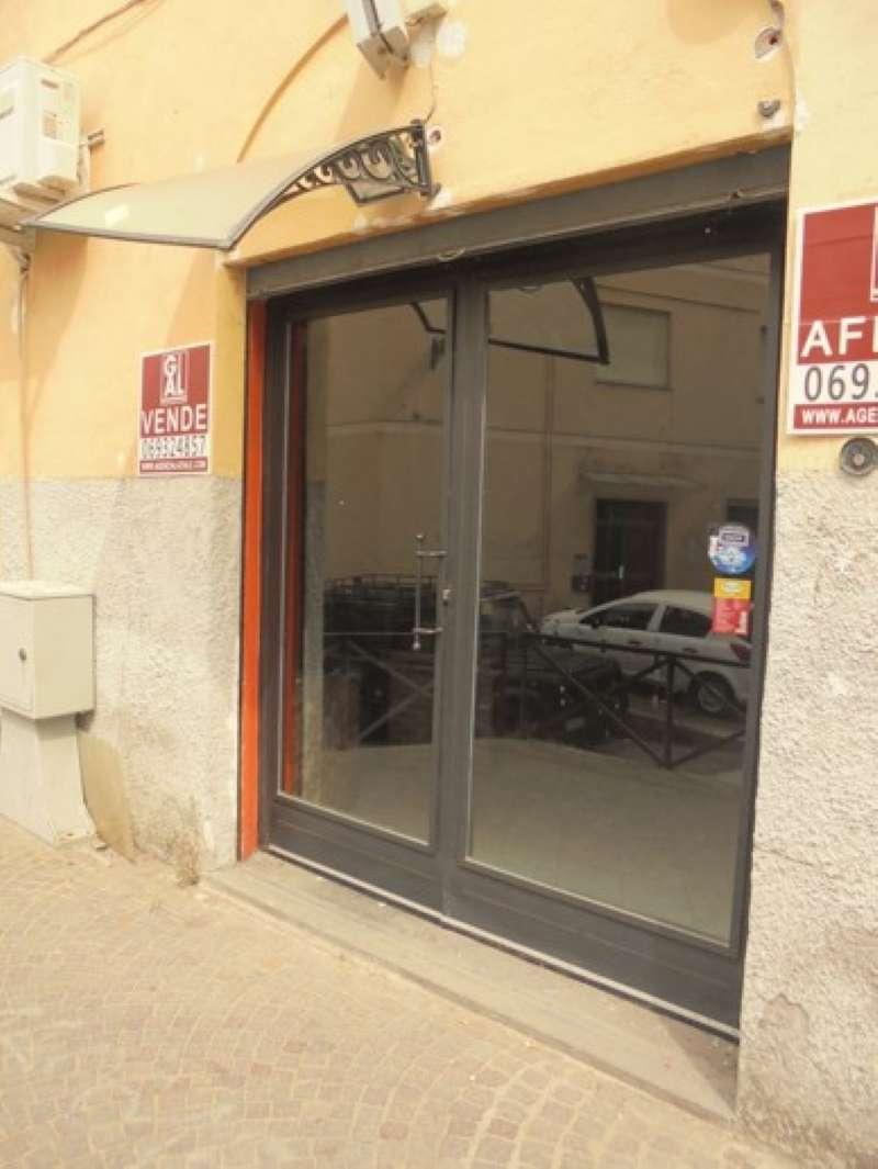 Locale commerciale in Vendita a Albano Laziale