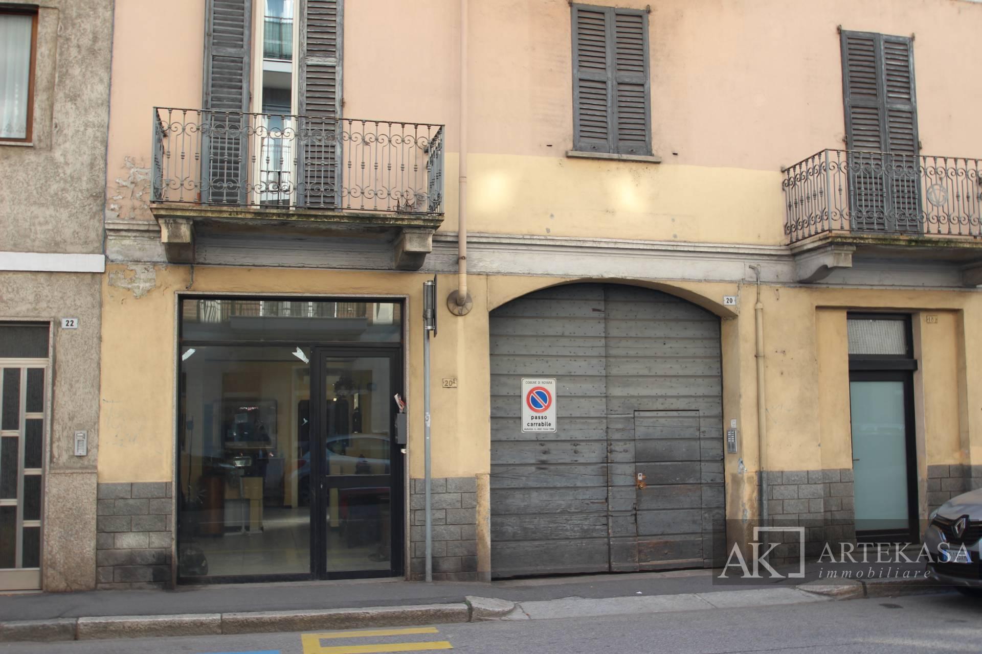 Negozio Novara - Sant'andrea - San Rocco