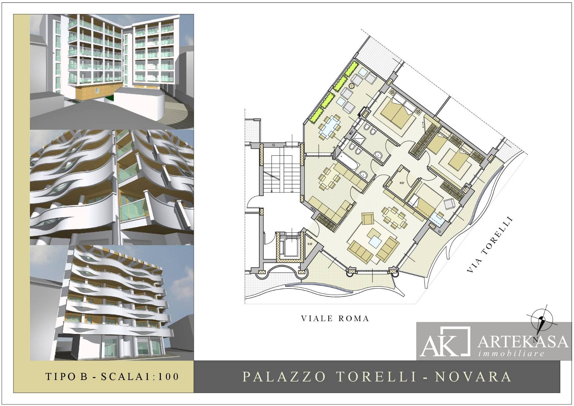 4 Locali Novara - Sacro Cuore